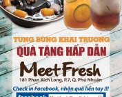 MEETFRESH PHAN XÍCH LONG